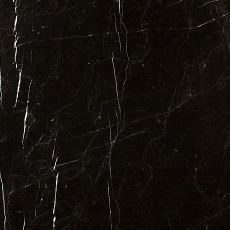 Фото Мрамор Nero Marquina / Black Silk лощеный (Неро Маркина / Блэк Силк лощеный)